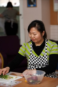 Cook and Eat for Older People