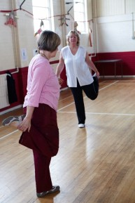 Fitness for the Over 50s - 010