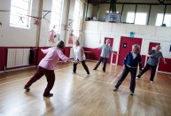 Fitness for the Over 50s - 020