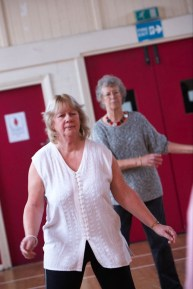 Fitness for the Over 50s - 027