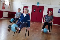 Fitness for the Over 50s - 031