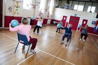 Fitness for the Over 50s - 034