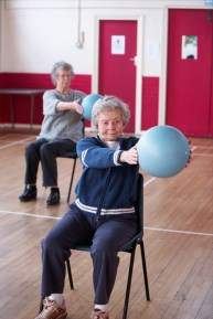 Fitness for the Over 50s - 038