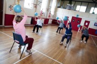 Fitness for the Over 50s - 042