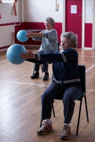Fitness for the Over 50s - 043