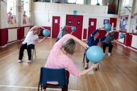 Fitness for the Over 50s - 046