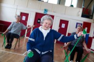 Fitness for the Over 50s - 053