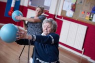 Fitness for the Over 50s - 070
