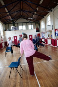Fitness for the Over 50s - 077