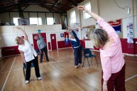 Fitness for the Over 50s - 085