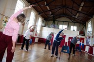 Fitness for the Over 50s - 088