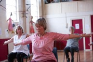 Fitness for the Over 50s - 107