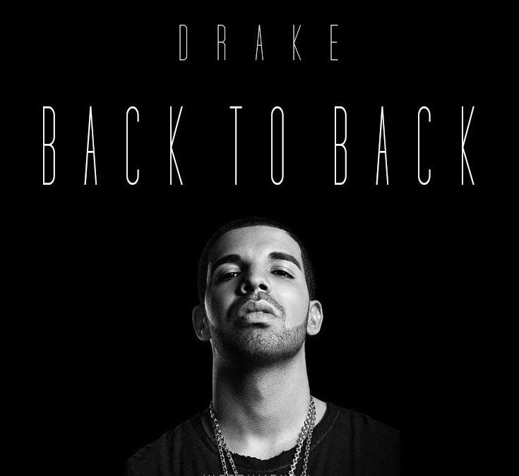 Back to Back (Drake vs Mills) type beat.