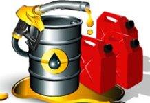 Ilustrasi bahan bakar minyak (BBM).