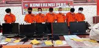 6 Pelaku Pemalsuan Data Peserta Penerima Bantuan Prakerja Dijerat Hukuman enam Tahun Penjara