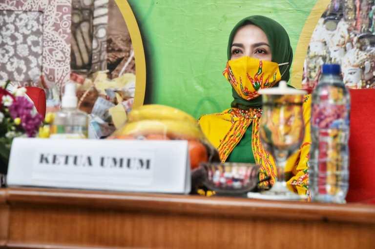Dekranas serukan Kampanye Bangga Buatan Indonesia dalam Munas Dekranas 2020 secara Virtual