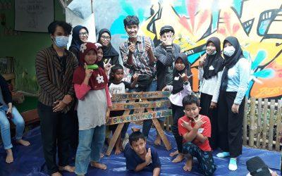 """Kolaborasi Cibinong Society, Berkawan Indonesia, dan Saung Dandeur Hasilkan """"Sehat Bersama Saung Dandeur"""""""