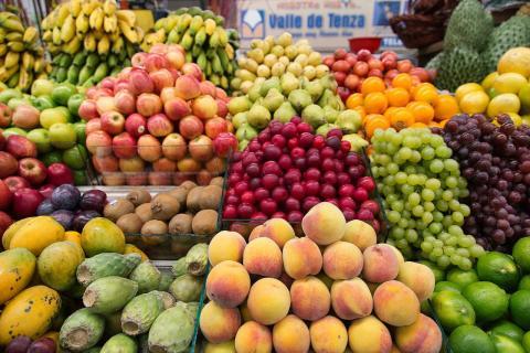 Los mejores productos los encuentras en las Plazas Distritales de Mercado