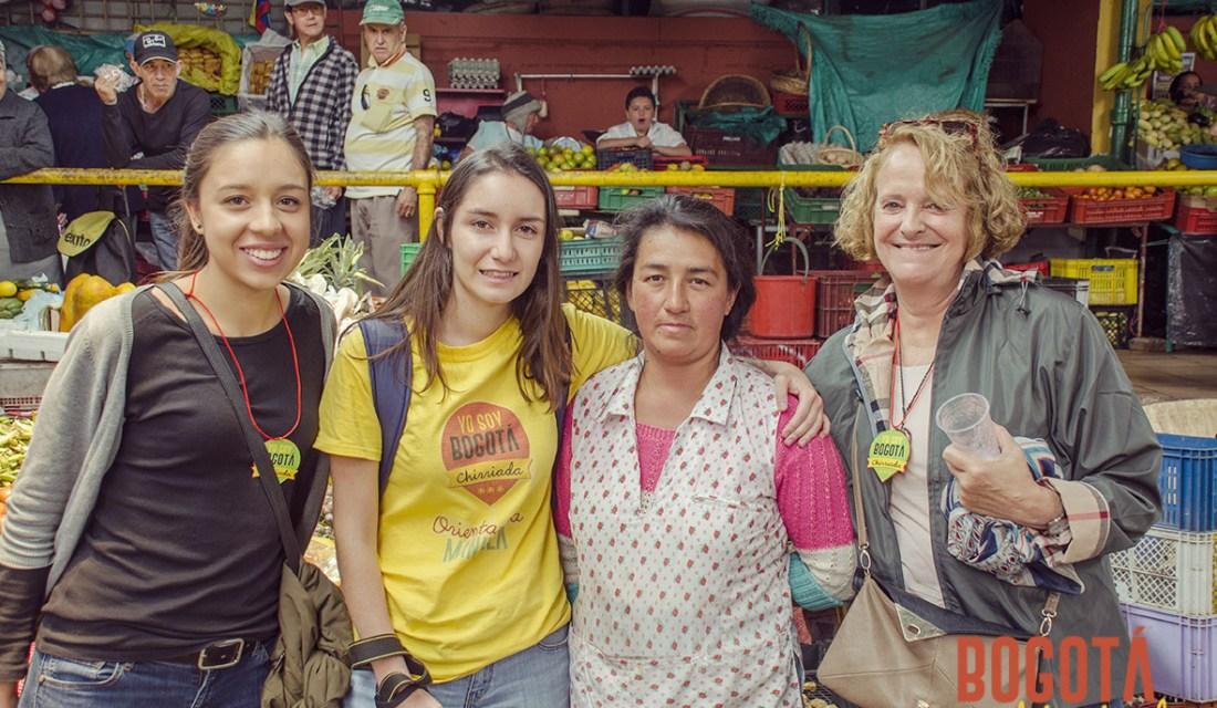 Experiencia de turismo en Bogotá