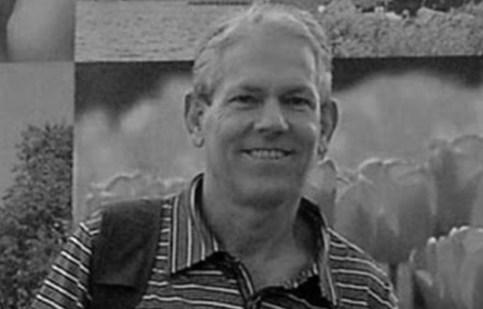Harry Van der Aart, reportero holandés.