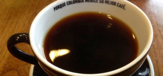 colombian coffee in bogota colombia