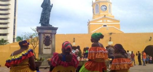 Ciudad Amurallada cartagena colombia