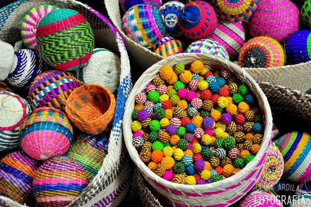 beads colombian craft