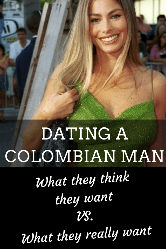 dating a colombian man