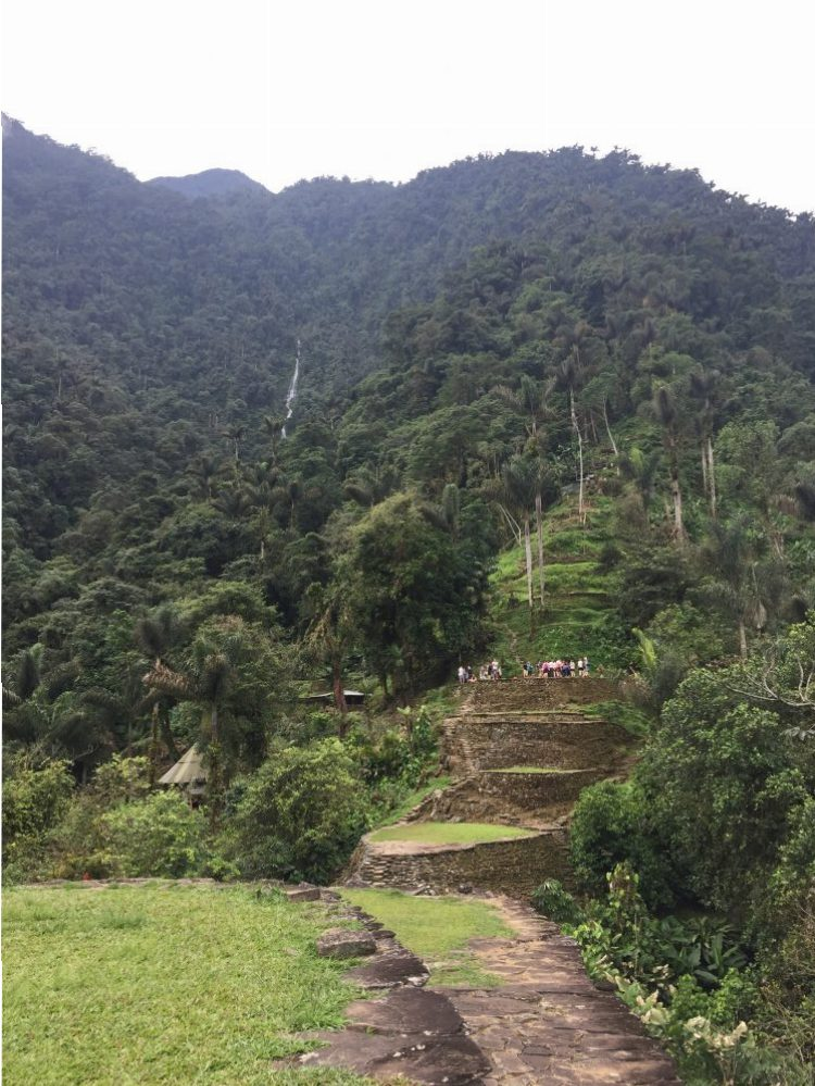 lost city trek santa marta colombia