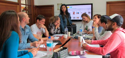 intensive spanish classes in Bogota