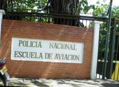 training school for police pilots