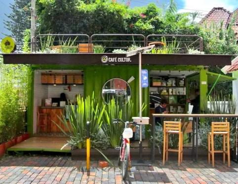 Cafe Cultor Contenador