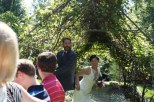 My friends Andy and Noriko finally tied the knot!!