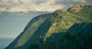 Steep Cliffs of Molokai