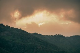 Halawa Valley Sunset