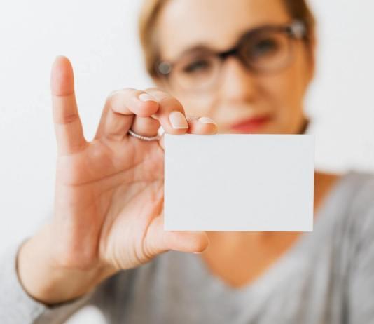 Ako zladiť vizitku s charakterom vášho podnikania?