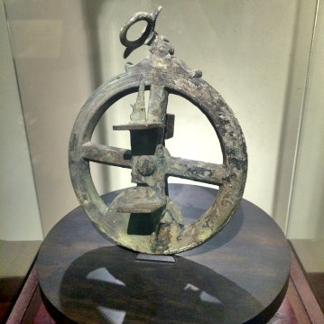 Nautical Astrolabe built at the end of 16th century