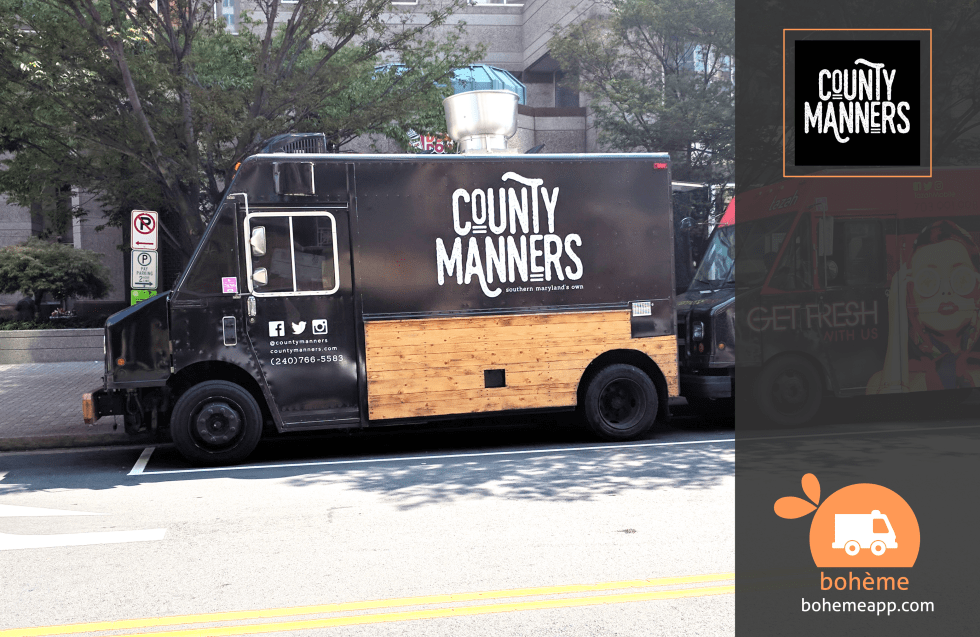 County Manners Food Truck
