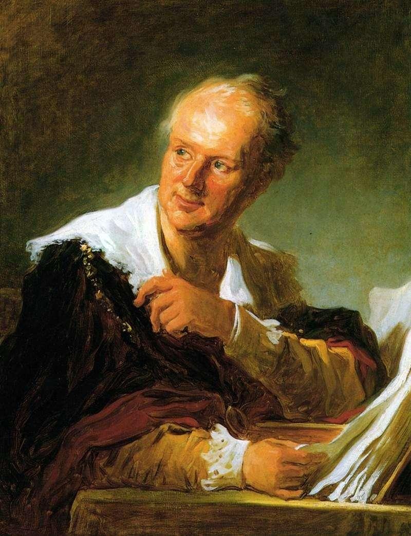 ドゥニ・ディドロ 盲人に関する書簡 Denis Diderot Lettres sur les ...