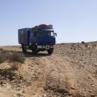 Das Blaue Auto - Afrika / Marokko