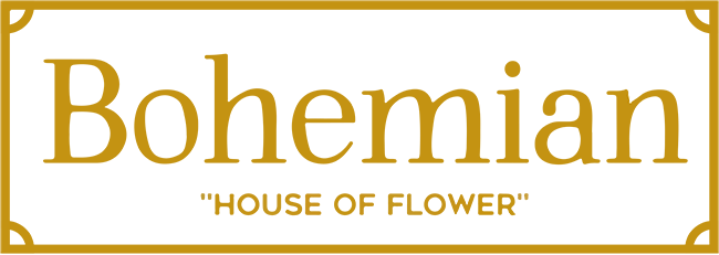 "Bohemian ""House Of flower"""