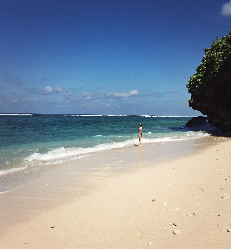 green bowl beach south kuta bali best beaches