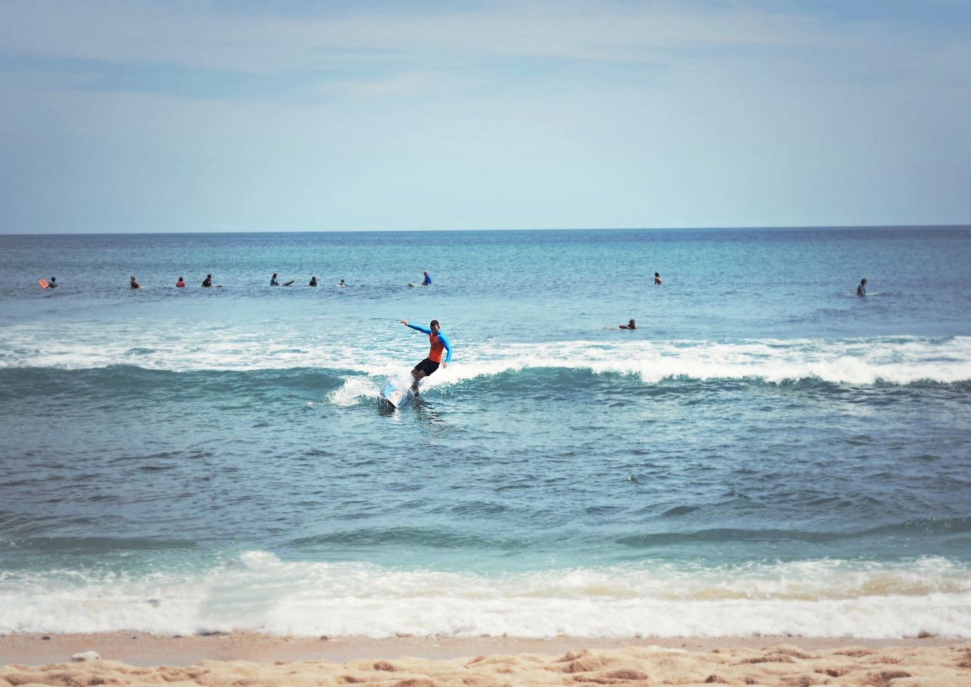 dekel surfing at balangan beach south kuta bali