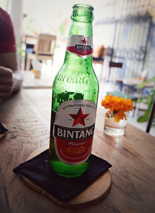 bintang beer ubud bali