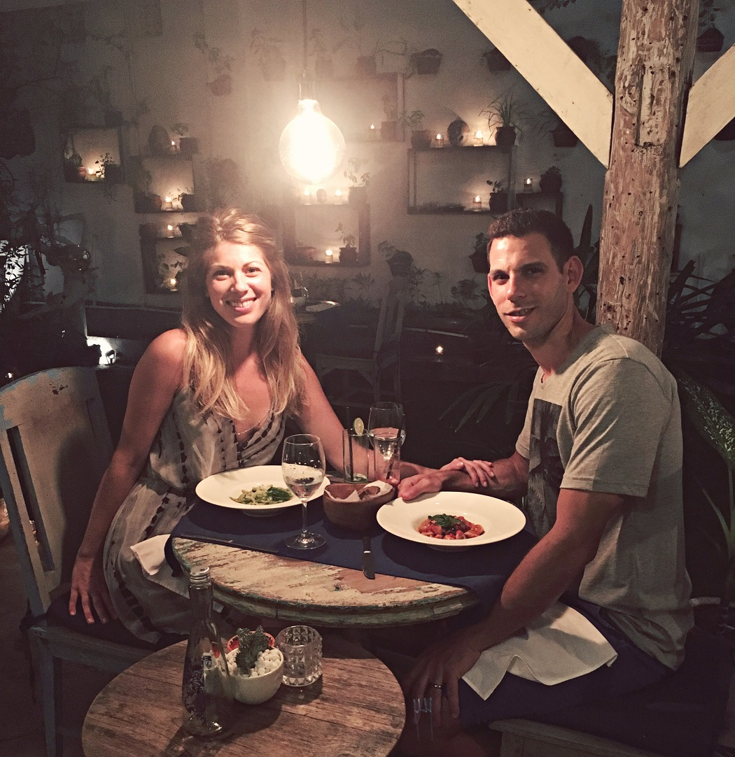 zibiru italian dinner seminyak bali