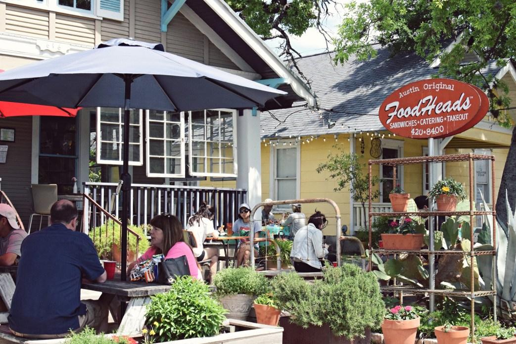 food heads cafe austin texas