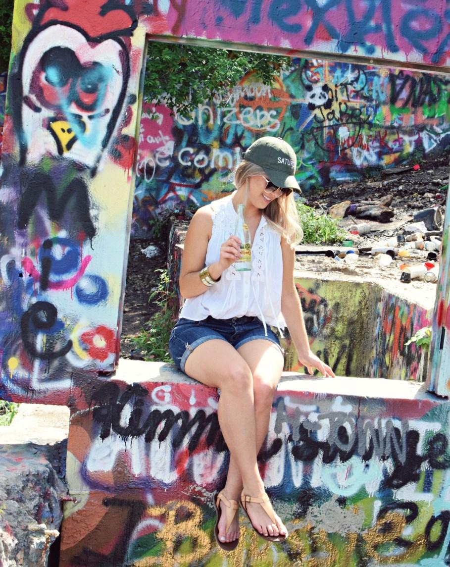 graffiti park castle hills austin texas