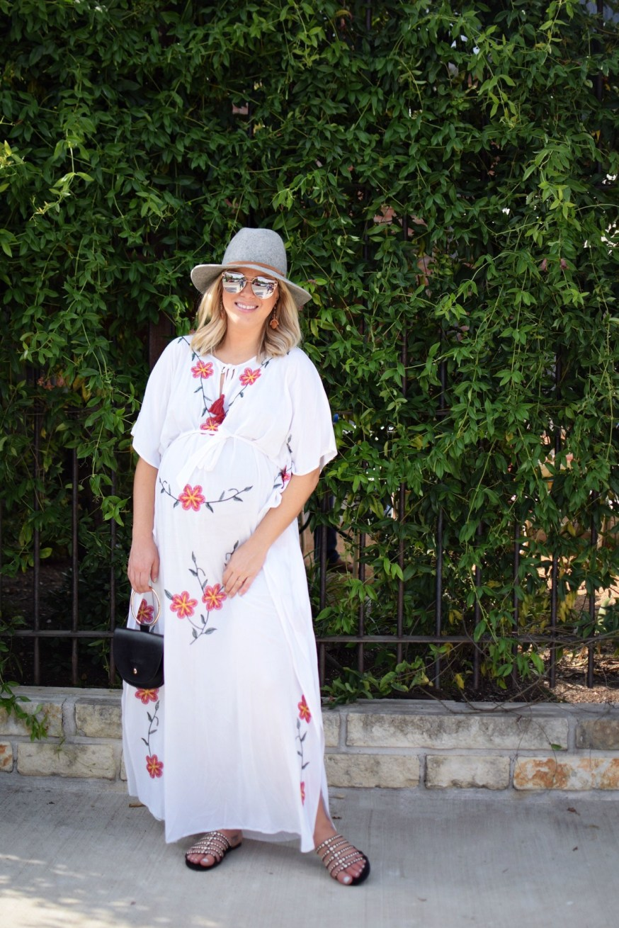 bohemian vibes white buffalo exchange dress ida claire brunch