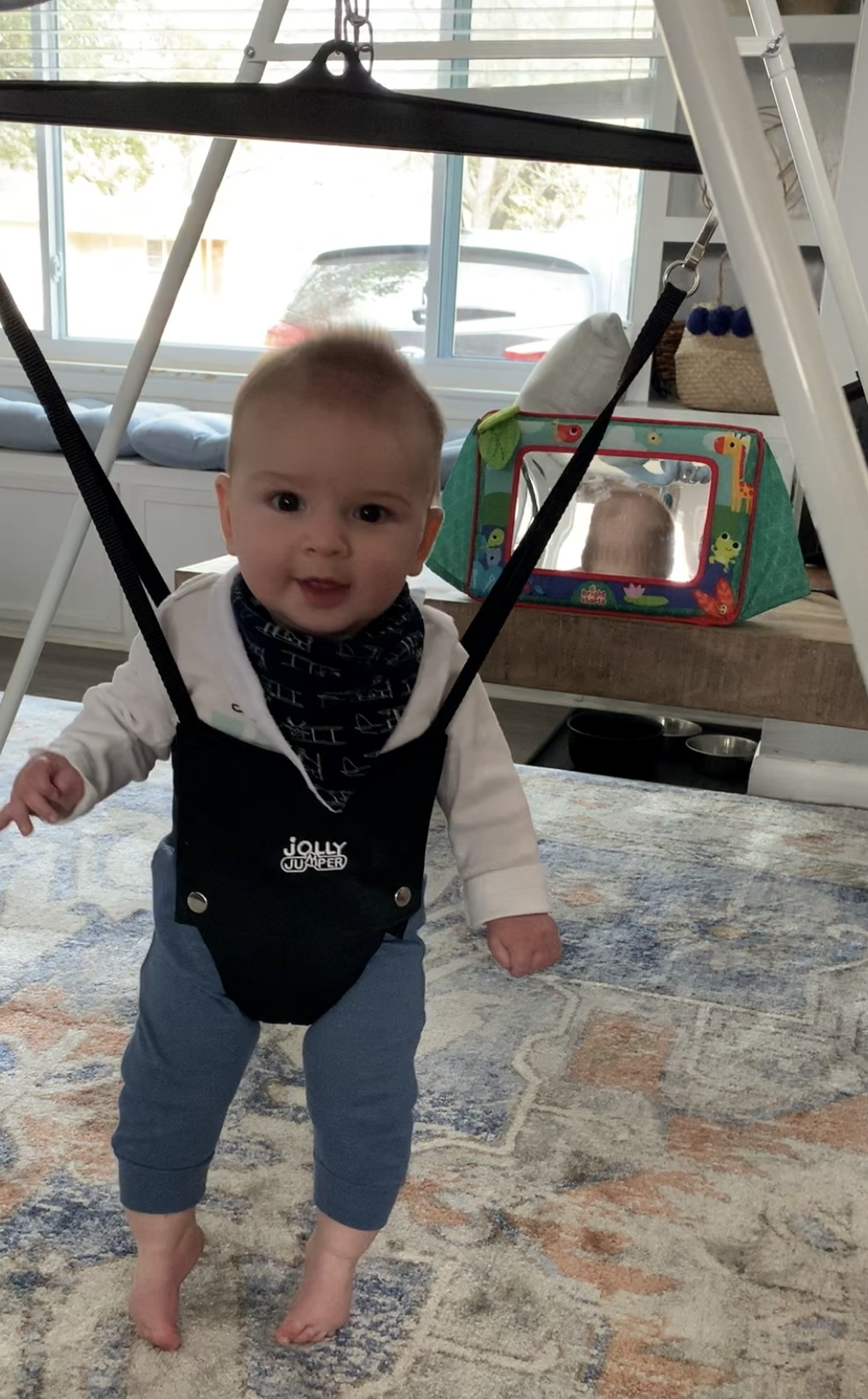 baby atlas 6 month update - BOHEMIAN BY NATURE