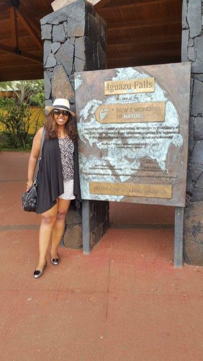 Welcome to Iguazu Falls